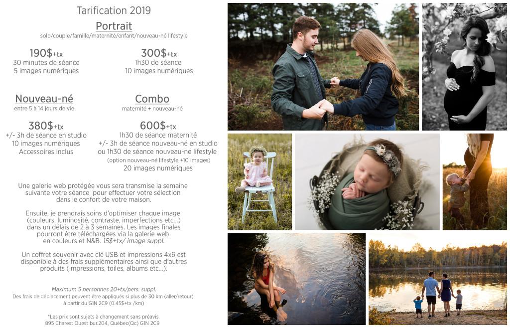 Vanessa DC Photographe ville Québec Maternité Nouveau-né Mariage Enfant Famille